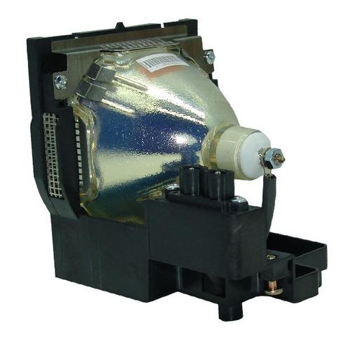 lámpara con carcasa para sanyo plcxf40 proyector proyection