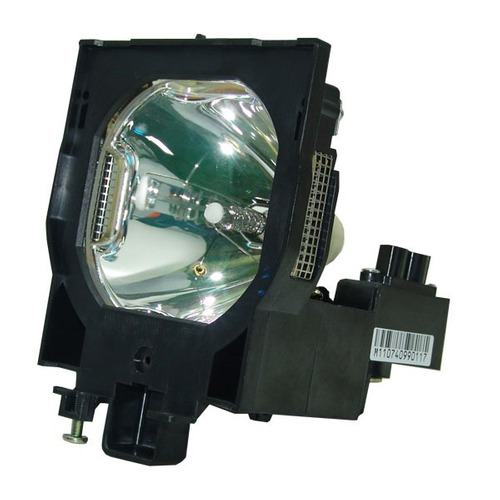 lámpara con carcasa para sanyo plcxf46ua proyector