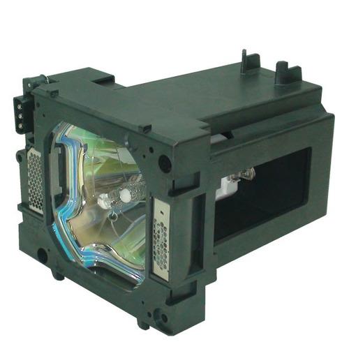 lámpara con carcasa para sanyo plcxp100b proyector
