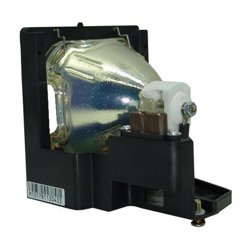 lámpara con carcasa para sanyo plcxp30e proyector