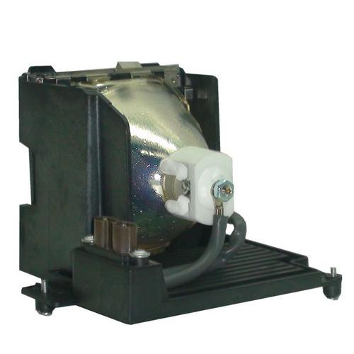 lámpara con carcasa para sanyo plcxp46l proyector