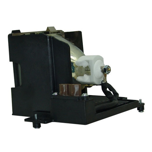 lámpara con carcasa para sanyo plcxp50 proyector proyection