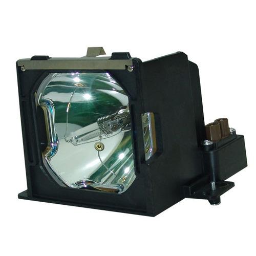 lámpara con carcasa para sanyo plcxp55ba proyector