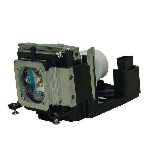 lámpara con carcasa para sanyo plcxr301 proyector