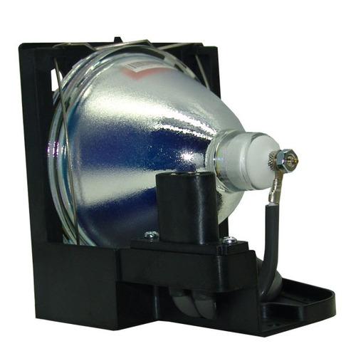 lámpara con carcasa para sanyo plcxr70n proyector