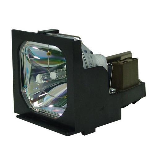 lámpara con carcasa para sanyo plcxu20n proyector