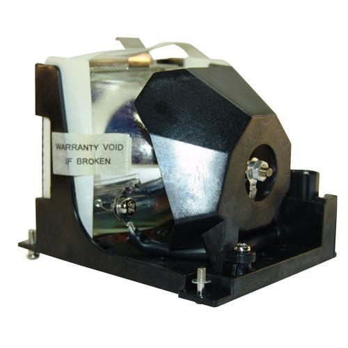 lámpara con carcasa para sanyo plcxu45 proyector proyection