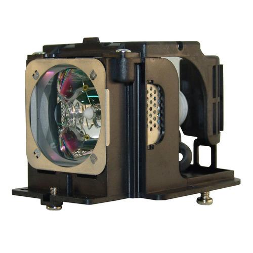 lámpara con carcasa para sanyo plcxu70 proyector proyection