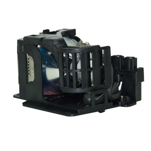 lámpara con carcasa para sanyo plcxu73ua proyector