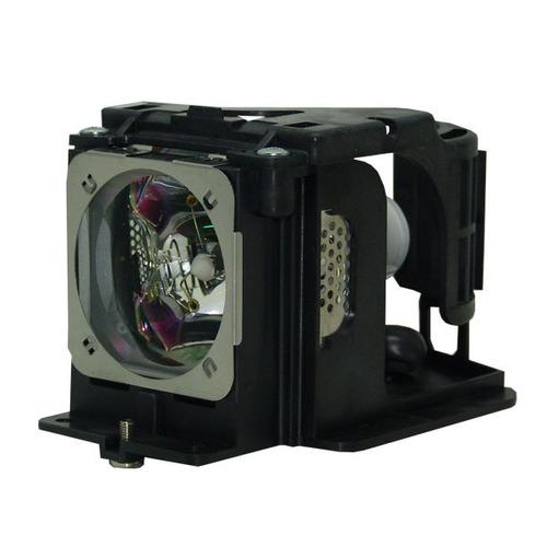 lámpara con carcasa para sanyo plcxu74uwm proyector