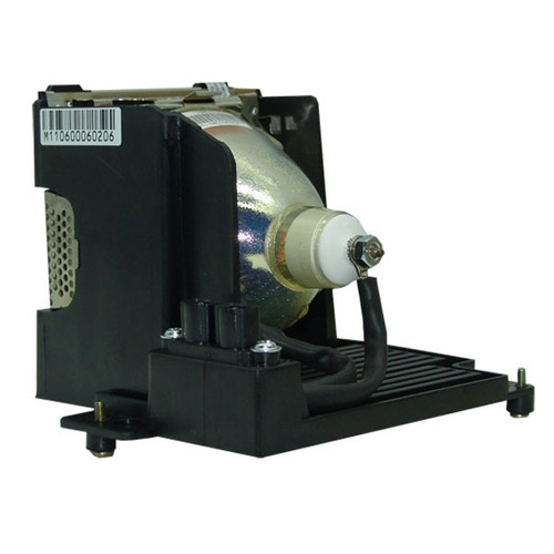 lámpara con carcasa para sanyo plv-70ba / plv70ba proyector