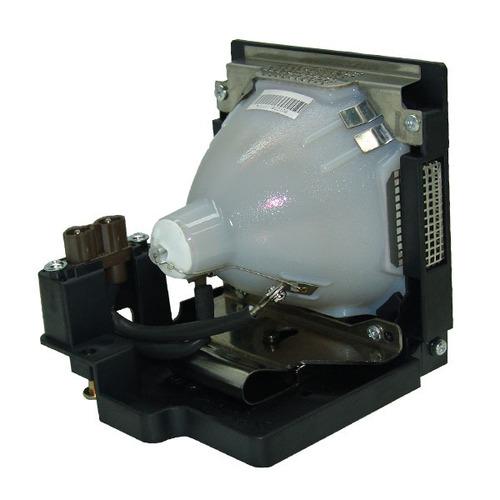 lámpara con carcasa para sanyo plv-wf10ba / plvwf10ba