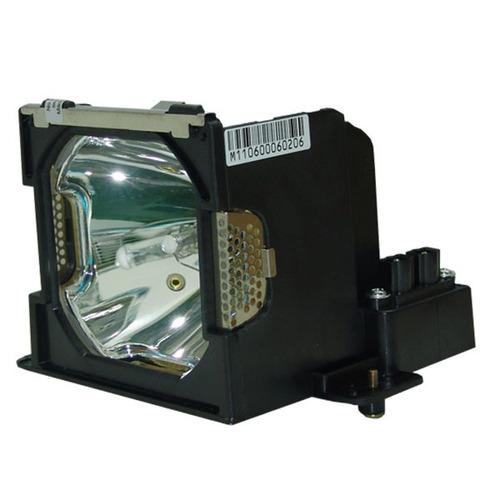 lámpara con carcasa para sanyo plv70 proyector proyection