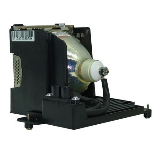lámpara con carcasa para sanyo plv75ba proyector proyection