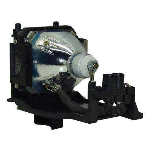 lámpara con carcasa para sanyo plvz4ba proyector proyection