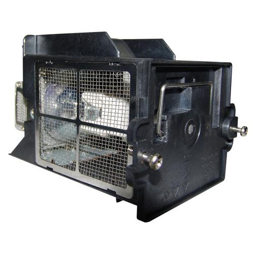 lámpara con carcasa para sharp anp610lp proyector