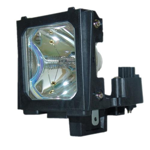 lámpara con carcasa para sharp xg-c50 / xgc50 proyector