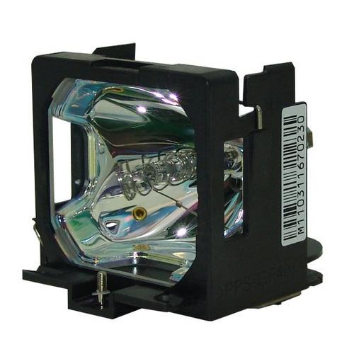 lámpara con carcasa para sony lmpc160 proyector proyection