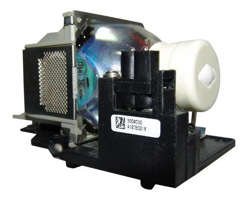 lámpara con carcasa para sony vplex120 proyector proyection
