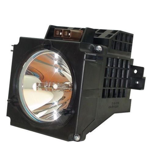 lámpara con carcasa para sony xl2000 televisión de