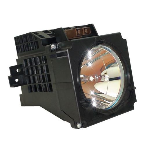 lámpara con carcasa para sony xl2000j televisión de
