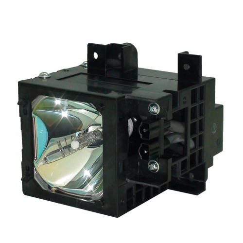 lámpara con carcasa para sony xl2100 televisión de