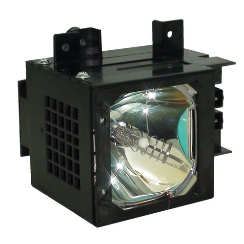 lámpara con carcasa para sony xl2111 televisión de