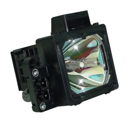 lámpara con carcasa para sony xl2200c televisión de