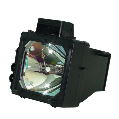 lámpara con carcasa para sony xl2200u televisión de