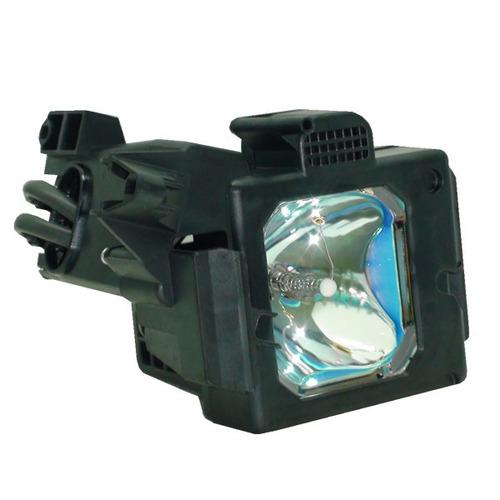lámpara con carcasa para sony xl5000c televisión de