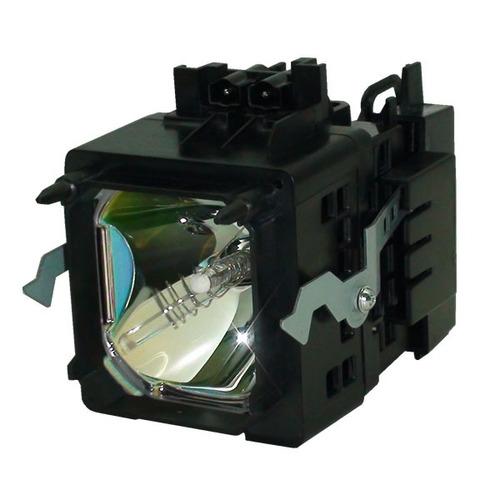 lámpara con carcasa para sony xl5100 televisión de