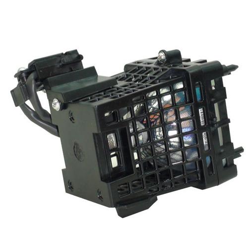 lámpara con carcasa para sony xl5200e televisión de