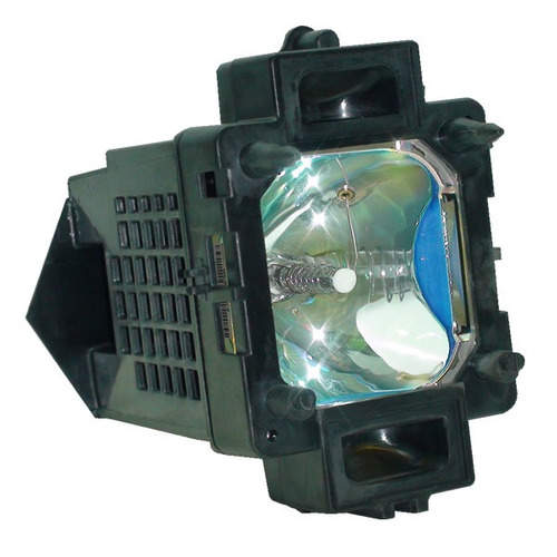 lámpara con carcasa para sony xl5300c televisión de