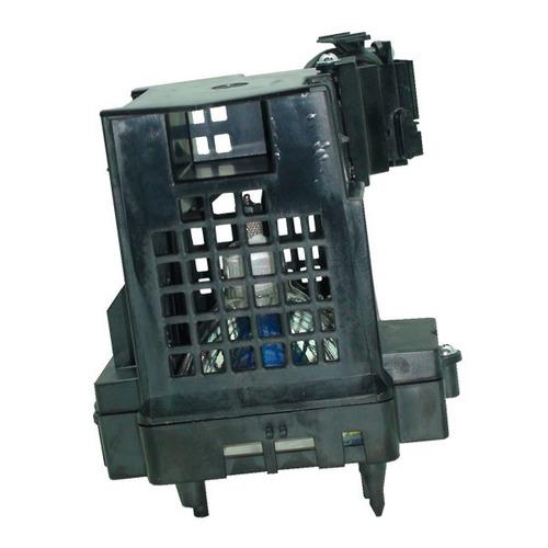 lámpara con carcasa para sony xl5300e televisión de