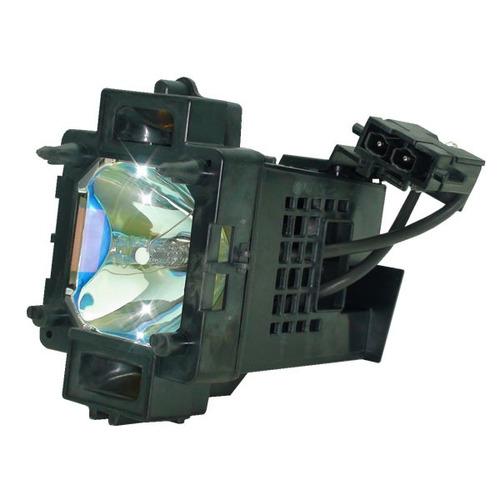 lámpara con carcasa para sony xl5300u televisión de