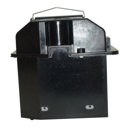 lámpara con carcasa para toshiba 72620067 televisión de