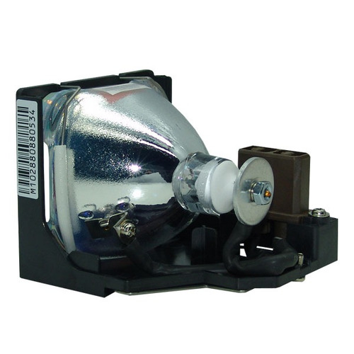 lámpara con carcasa para toshiba tlp-680 / tlp680 proyector