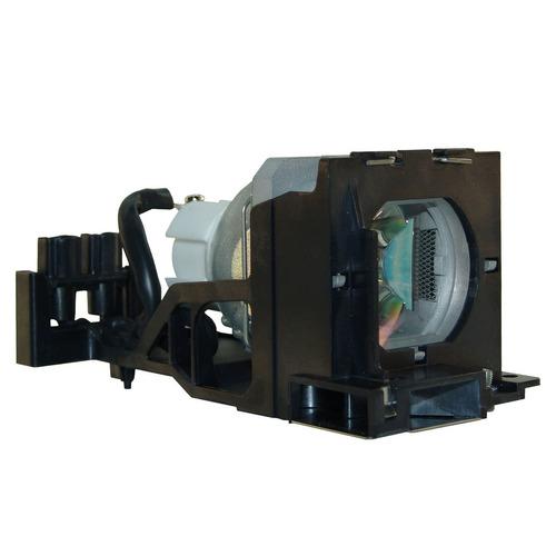 lámpara con carcasa para toshiba tlp-s40m / tlps40m