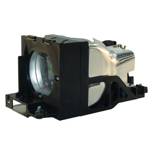 lámpara con carcasa para toshiba tlp-s71m / tlps71m