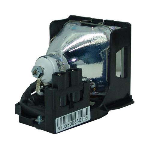 lámpara con carcasa para toshiba tlp t521 / tlpt521