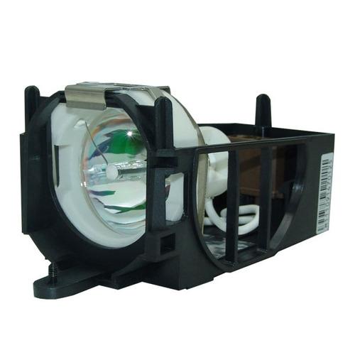 lámpara con carcasa para toshiba tlpet1e proyector