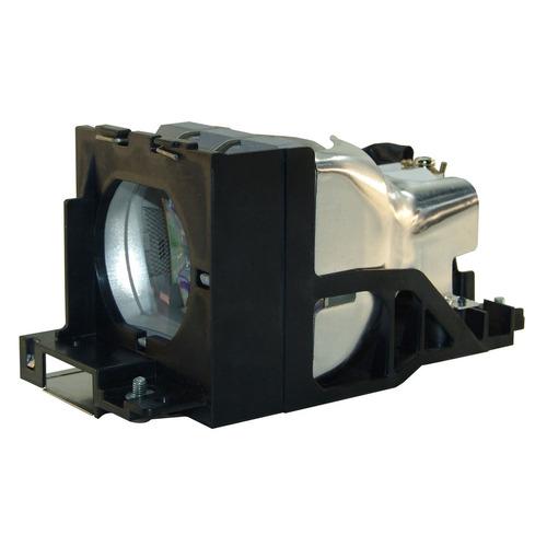 lámpara con carcasa para toshiba tlpt61d proyector