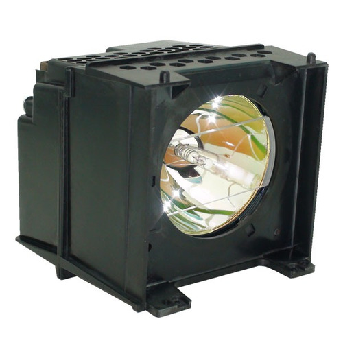 lámpara con carcasa para toshiba y66lmp televisión de