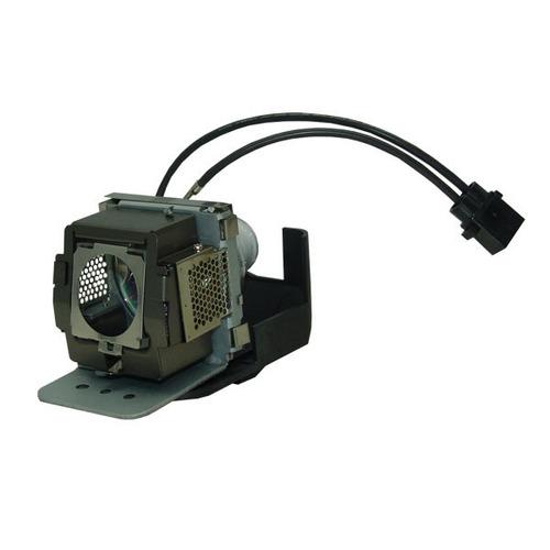 lámpara con carcasa para viewsonic pj513d proyector