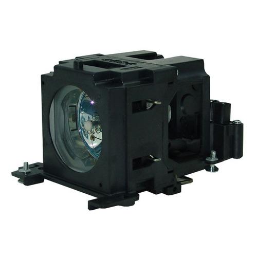 lámpara con carcasa para viewsonic pj656 proyector