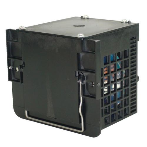 lámpara con carcasa para zenith 6912v00006 televisión de