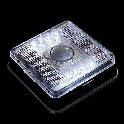 lampara con sensor infrarojo alarma de 100 watts