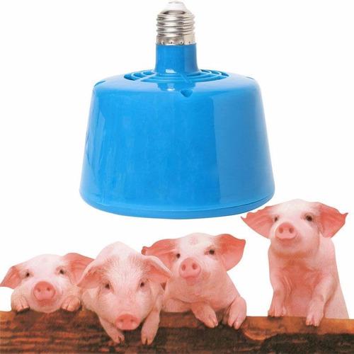 lampara criadora de pollos, patos, cerdos y otros 220v
