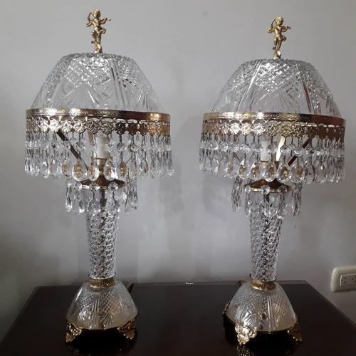 lampara cristal italiana