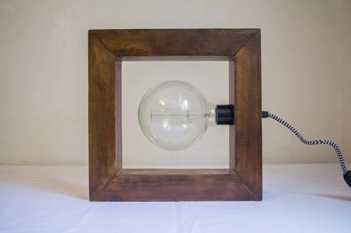 lampara cuadrado
